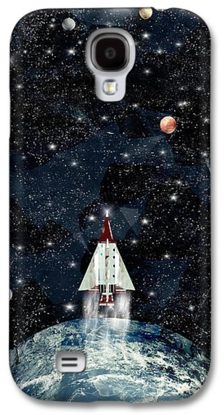 To Boldly Go Galaxy S4 Case