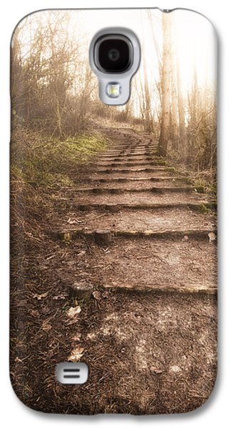 To The Light Galaxy S4 Case by Wim Lanclus