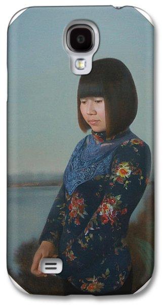 To Xiu Pan Galaxy S4 Case by Weiyu Xia