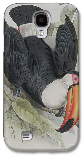 Toco Toucan Galaxy S4 Case