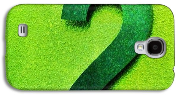 Today It Is #emerald For #altexpo. So Galaxy S4 Case by Merel Kaagman