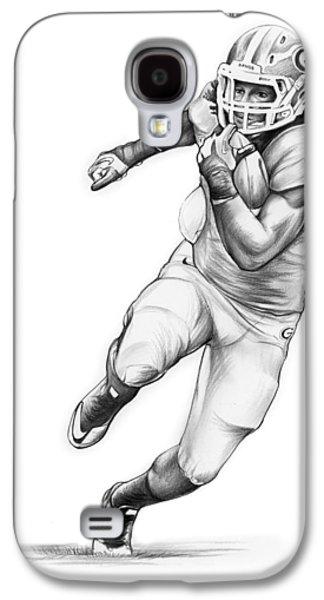 Todd Gurley Galaxy S4 Case