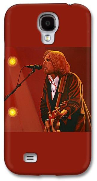 Tom Petty Galaxy S4 Case by Paul Meijering
