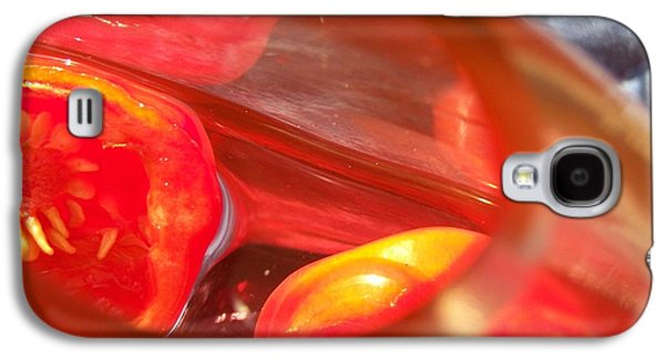 Tomatoe Red Galaxy S4 Case