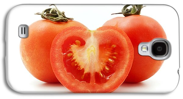 Vegetables Galaxy S4 Case - Tomatoes by Fabrizio Troiani