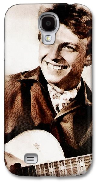 Tommy Steele, British Actor And Singer Galaxy S4 Case
