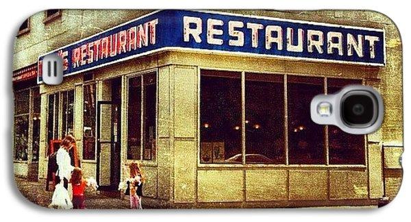 Tom's Restaurant. #seinfeld Galaxy S4 Case