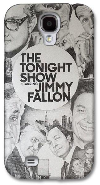 Tonight Show Galaxy S4 Case