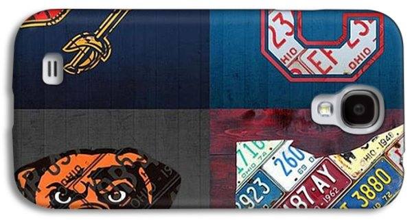 Ohio Galaxy S4 Case - Tons More Sports City Designs Just by Design Turnpike