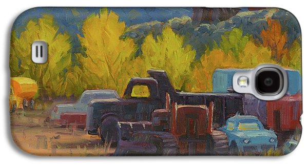 Truck Galaxy S4 Case - Tools Of The Trade by Cody DeLong