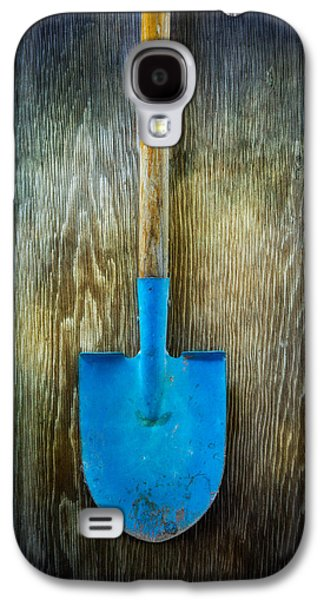 Rural Scenes Galaxy S4 Case - Tools On Wood 23 by Yo Pedro