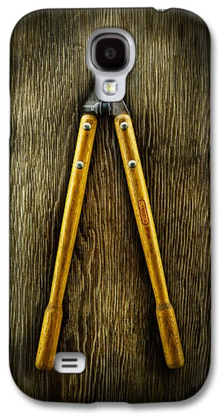 Tools On Wood 34 Galaxy S4 Case