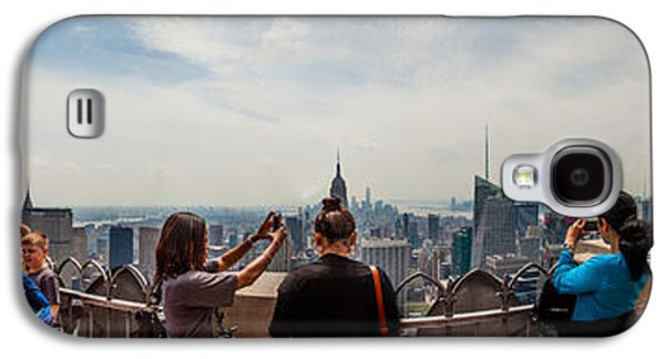 Top Of The Rock Experience Galaxy S4 Case