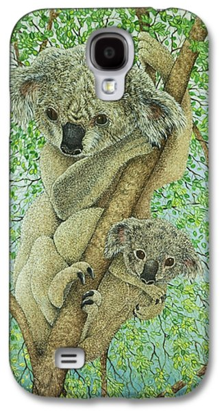 Top Of The Tree Galaxy S4 Case by Pat Scott