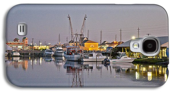Topsail Island Nc Sound Galaxy S4 Case by Betsy Knapp