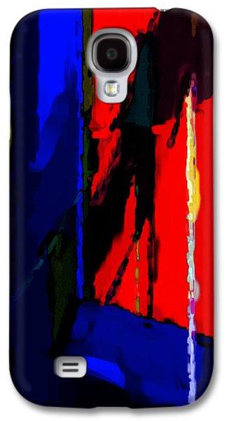 Torment Galaxy S4 Case