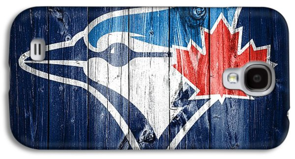 Toronto Blue Jays Barn Door Galaxy S4 Case