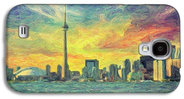 Toronto  Galaxy S4 Case