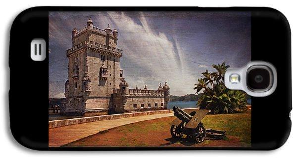 Torre De Belem Lisbon Galaxy S4 Case