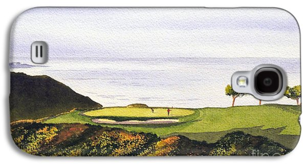 Torrey Pines South Golf Course Galaxy S4 Case by Bill Holkham