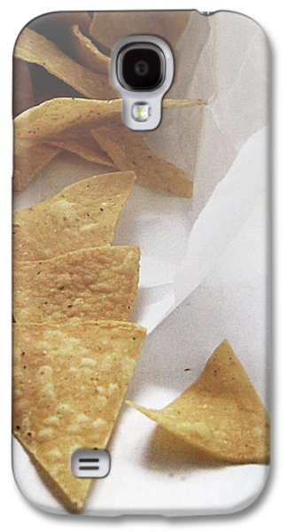 Tortilla Chips- Photo By Linda Woods Galaxy S4 Case by Linda Woods