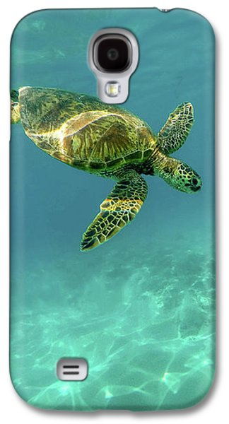 Tortoise Galaxy S4 Case by Happy Home Artistry