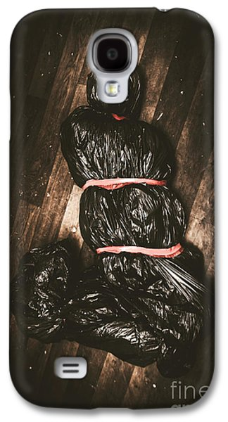 Torture Victim Tied And Bound Galaxy S4 Case by Jorgo Photography - Wall Art Gallery