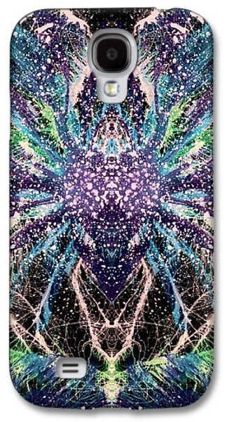 Totems Of The Vision Quests #1530 Galaxy S4 Case