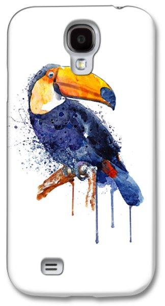 Toucan Galaxy S4 Case - Toucan by Marian Voicu