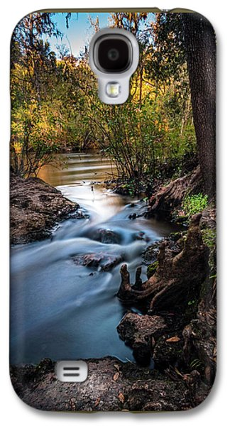 Touchable Soft Galaxy S4 Case by Marvin Spates