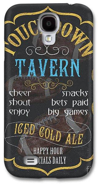 Touchdown Tavern Galaxy S4 Case by Debbie DeWitt