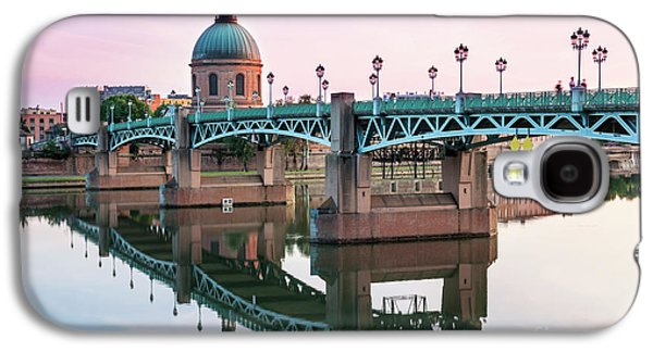 Toulouse At Sunset Galaxy S4 Case by Elena Elisseeva