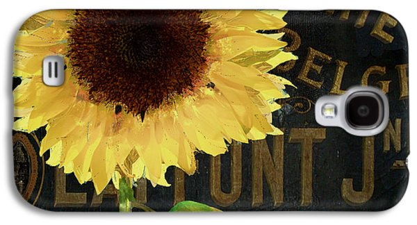 Tournesols Yellow Sunflowers Galaxy S4 Case by Mindy Sommers