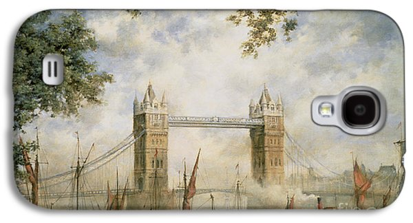 Tower Bridge - From The Tower Of London Galaxy S4 Case by Richard Willis