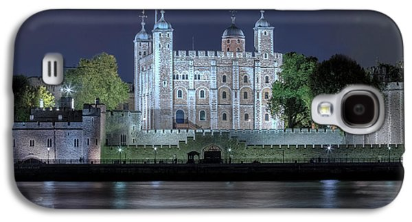 Tower Of London Galaxy S4 Case