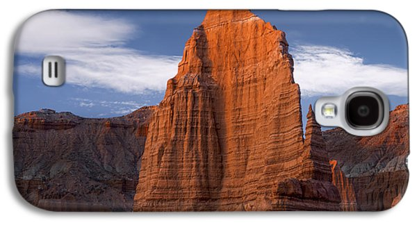 Towering Galaxy S4 Case by Leland D Howard
