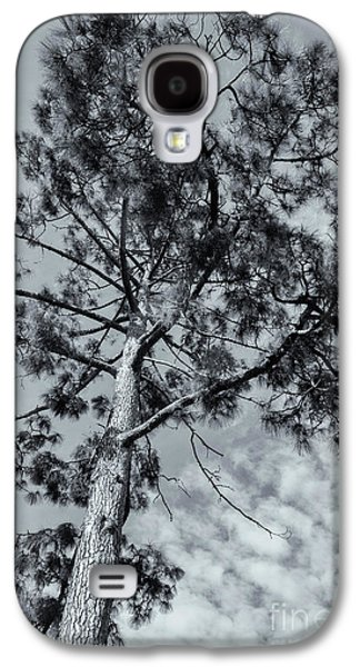 Galaxy S4 Case featuring the photograph Towering by Linda Lees