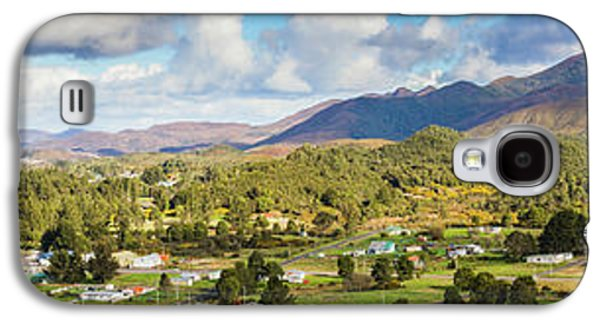 Old Town Galaxy S4 Case - Town Of Zeehan Australia by Jorgo Photography - Wall Art Gallery
