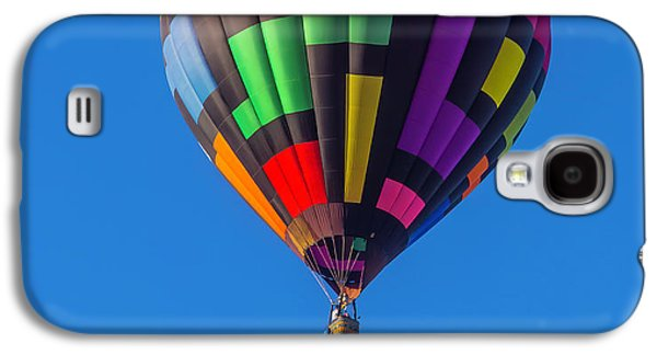 Toy Balloon And Hot Air Balloon Galaxy S4 Case by Garry Gay