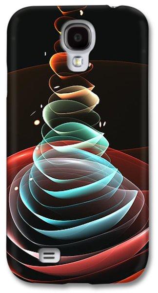 Toy Pyramid Galaxy S4 Case by Anastasiya Malakhova