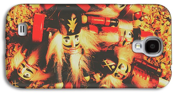 Toy Workshop Soldiers Galaxy S4 Case by Jorgo Photography - Wall Art Gallery
