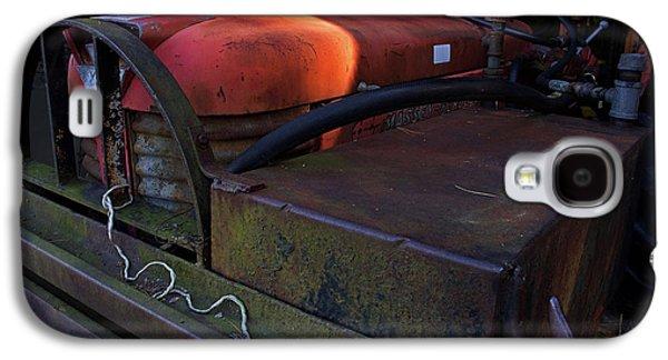 Tractor Galaxy S4 Case by Jerry LoFaro