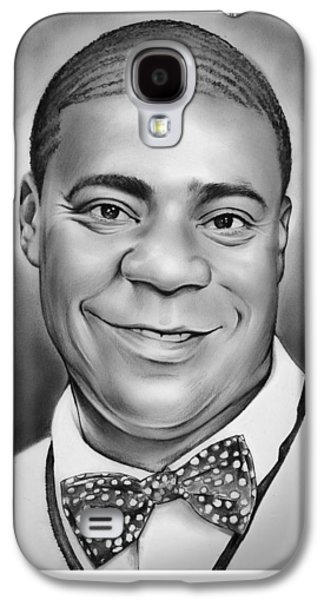 Tracy Morgan Galaxy S4 Case by Greg Joens