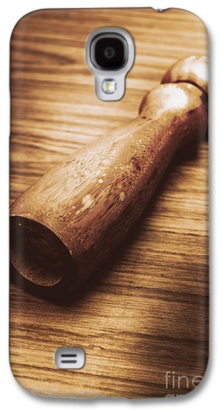 Traditional Styled Cookery Galaxy S4 Case