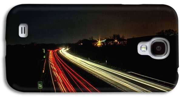 Traffic Galaxy S4 Case by Martin Newman