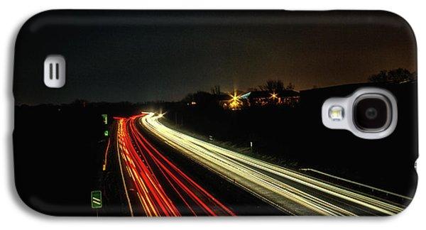 Traffic Galaxy S4 Case