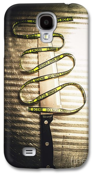 Trail Of Clues Galaxy S4 Case by Jorgo Photography - Wall Art Gallery