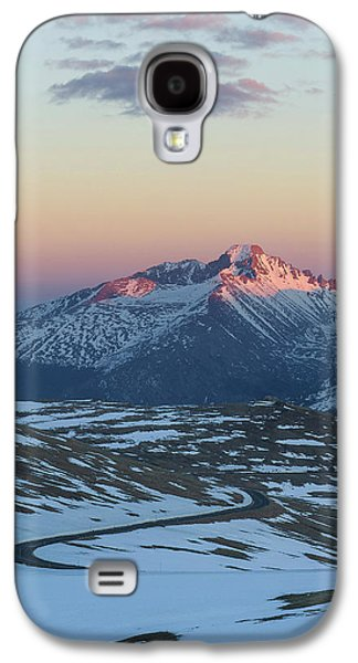 Galaxy S4 Case featuring the photograph Trail Ridge Road Vertical by Aaron Spong