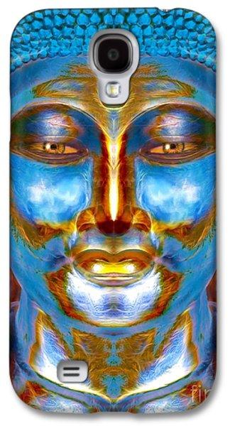 Tranquil Buddha Galaxy S4 Case
