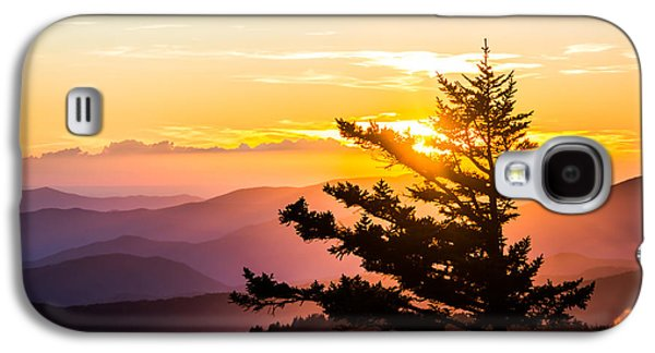 Tranquil Colors Galaxy S4 Case by Shelby Young